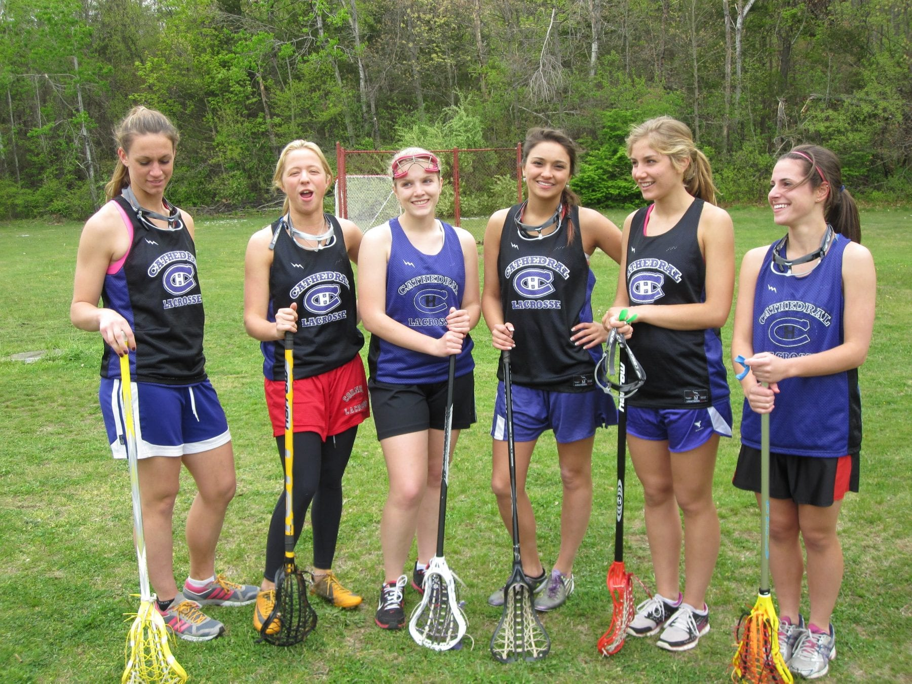Customized Girls Lacrosse Jerseys