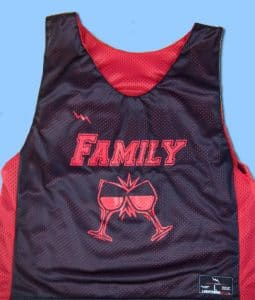 Family Reunion Jerseys