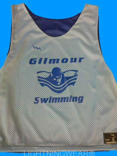 gilmour swimming pinnies