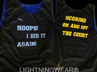 hoops i did it again basketball pinnies
